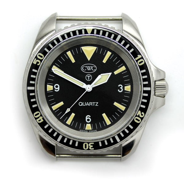 CWC RN300-83 QS60 DIVERS WATCH - FRONT