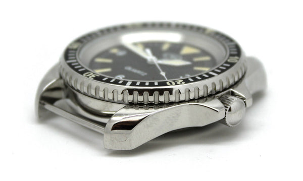 CWC RN300-83 QS60 DIVERS WATCH - SIDE