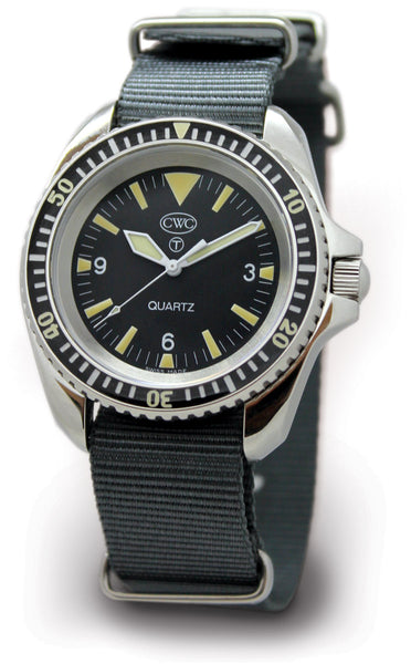 CWC RN300-83 QS60 DIVERS WATCH