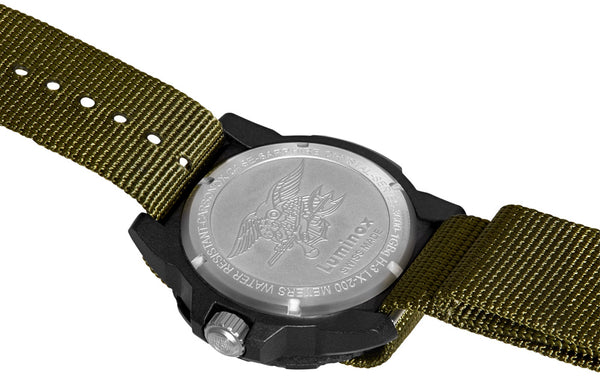 LUMINOX 3617 WATCH - BACK