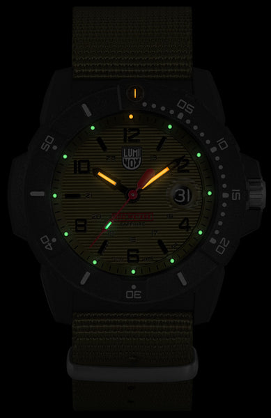 LUMINOX 3617 WATCH - GLOW