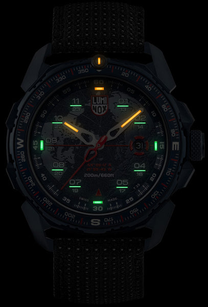 LUMINOX 1203 WATCH - GLOW