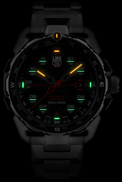 LUMINOX 1202 WATCH - GLOW