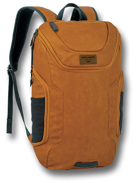 HIGHLANDER BAHN 22L DAY SACK - ORANGE