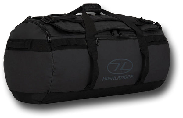 HIGHLANDER STORM 90L KIT BAG - HOLDALL