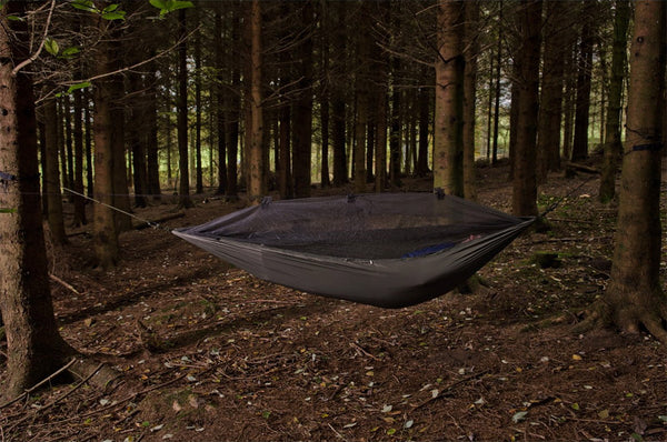 SNUGPAK JUNGLE HAMMOCK - GREEN