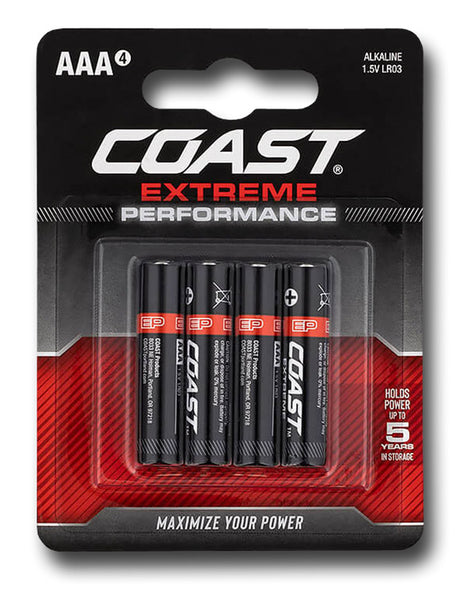 COAST EXTREME BATTERIES