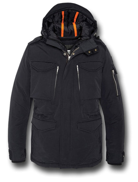 SCHOTT SMITH18 JACKET - BLACK