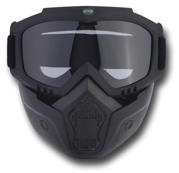 VCAN T50 FACE MASK & GOGGLES