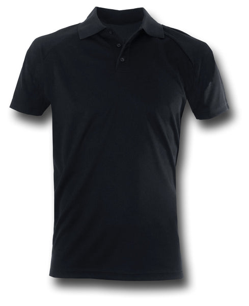 POLICE WICKING POLO SHIRT