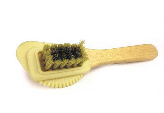 ALTBERG BOOTCARE KIT SUEDE - BRUSH