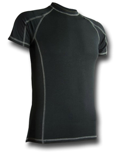 BAMBOO BASE LAYER SHORT SLEEVE