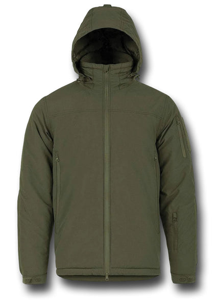 HIGHLANDER STRYKER JACKET - GREEN