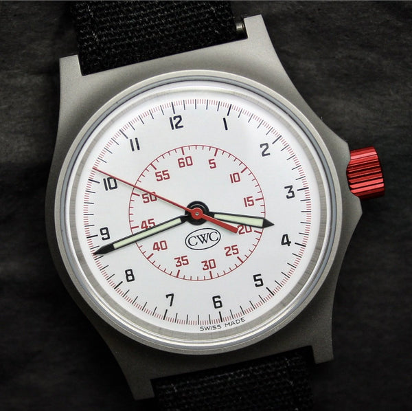 CWC GS SONAR WATCH - FRONT