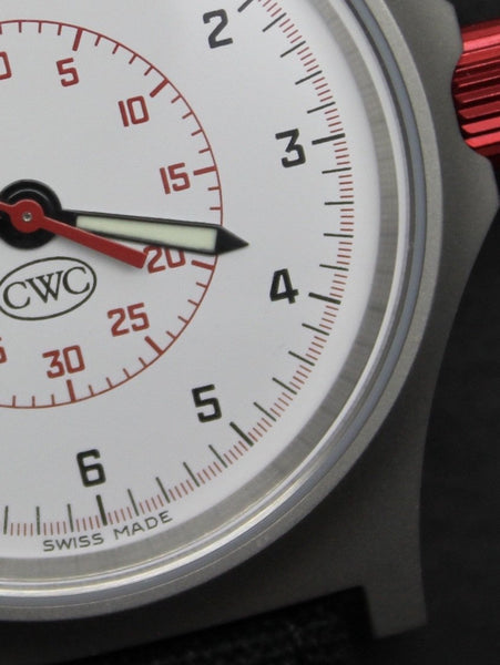 CWC GS SONAR WATCH - DIAL