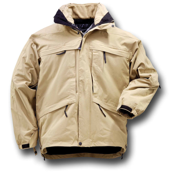 5.11 AGGRESSOR PARKA - COYOTE