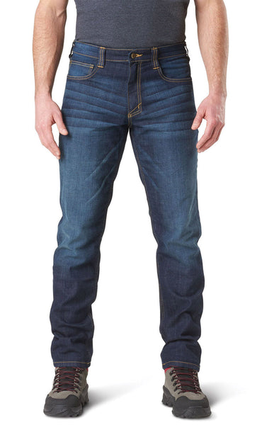 5.11 DEFENDER-FLEX JEANS - DARK WASH INDIGO