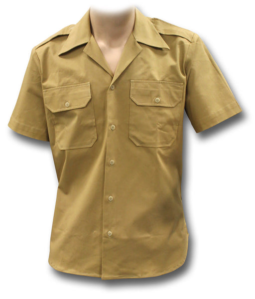 CWCW CHINO SHIRT SHORT-SLEEVE