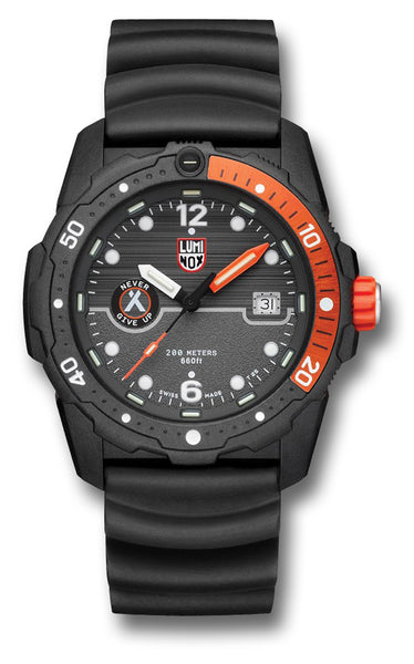LUMINOX BG SEA 3729 WATCH