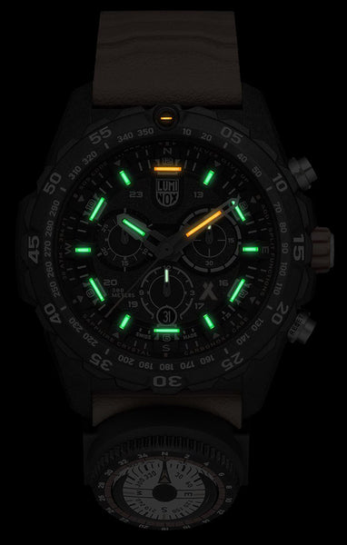 LUMINOX BG MASTER 3749 WATCH - GLOW