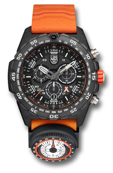 LUMINOX BG MASTER 3749 WATCH