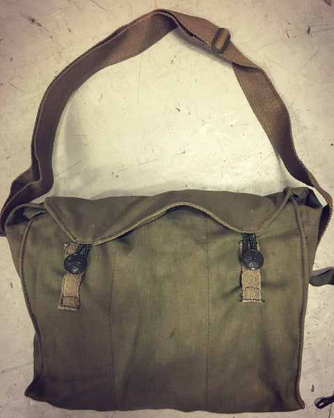 CZECH ARMY MESSENGER BAG