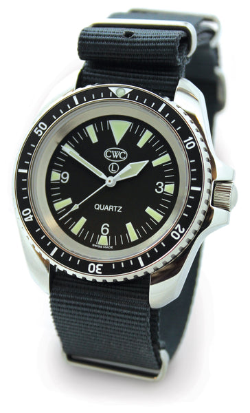 CWC QUARTZ RN DIVERS WATCH MK.2