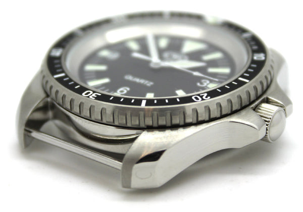 CWC RN DIVERS WATCH MATTE - SIDE