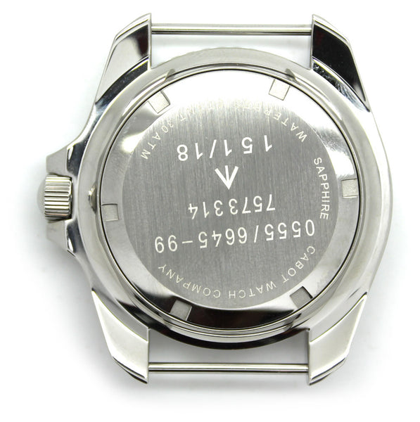 CWC RN DIVERS WATCH MATTE - BACK