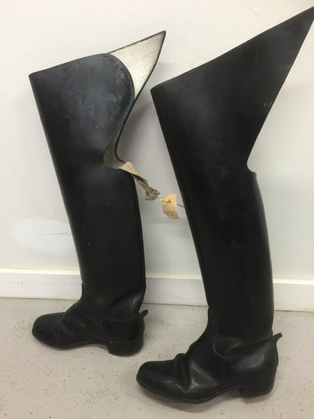 HOUSEHOLD CAVALRY RIDING BOOTS - Silvermans  - 5