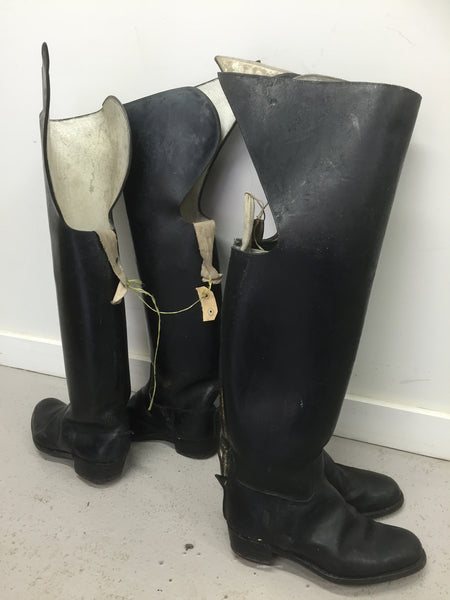 HOUSEHOLD CAVALRY RIDING BOOTS - Silvermans  - 9