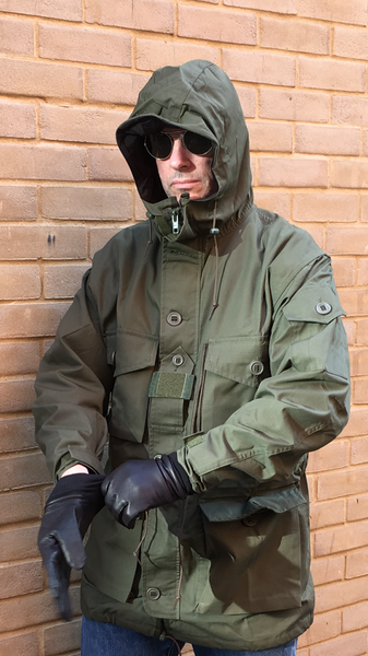 ARKTIS WATERPROOF SMOCK