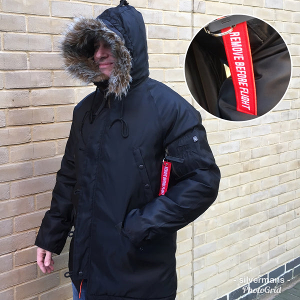 SILVERMANS N3BS PARKA