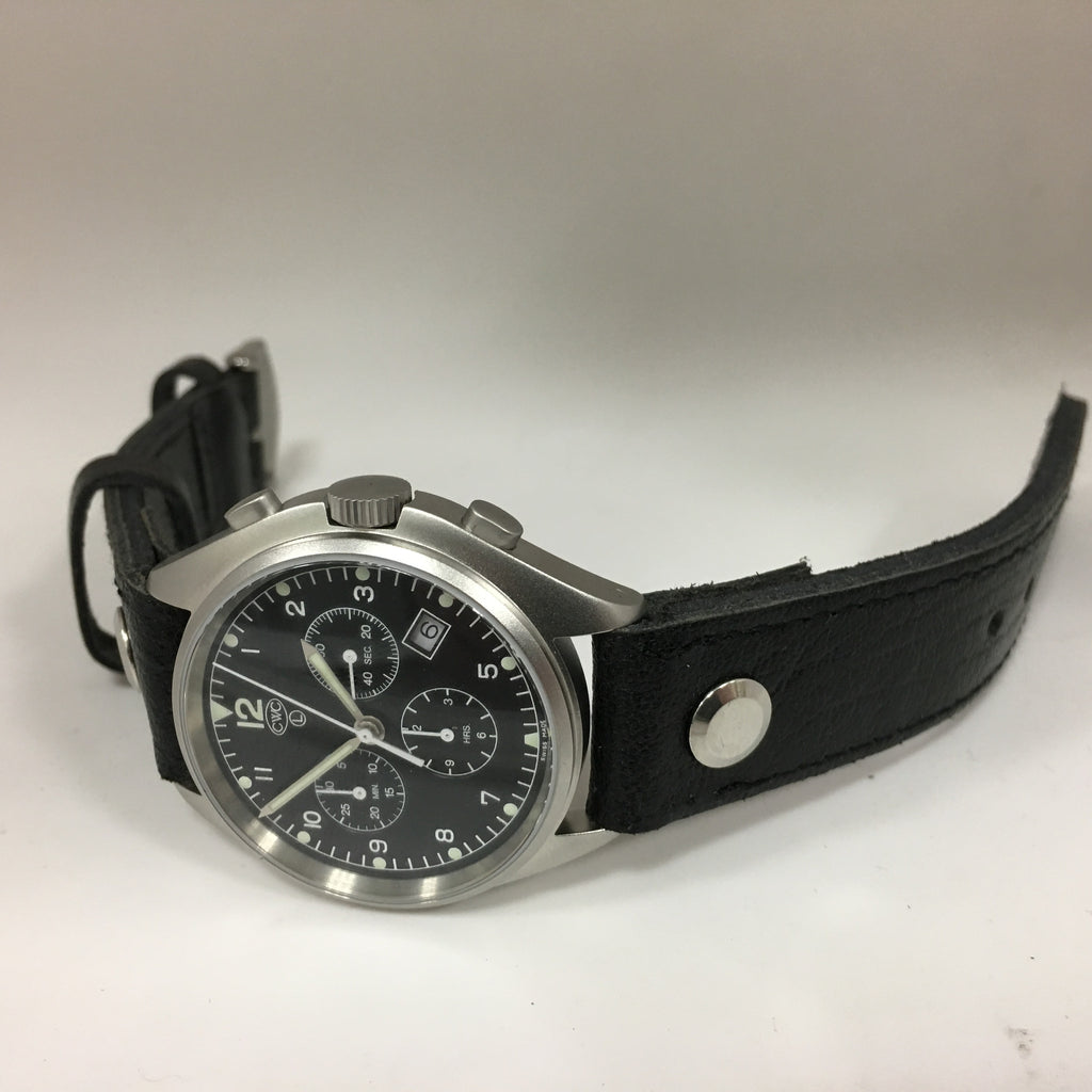 watches steel series stainless fseries s fashion f on black leather watch carousell aviator men p