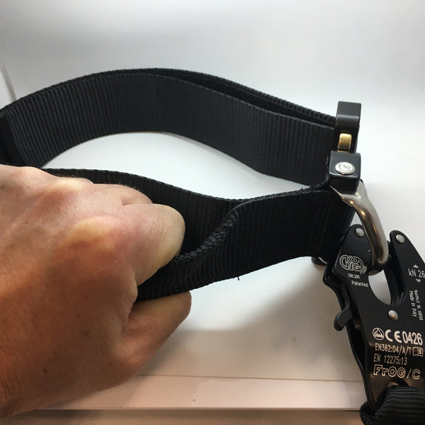 TACTICAL DOG LEAD AND COLLAR