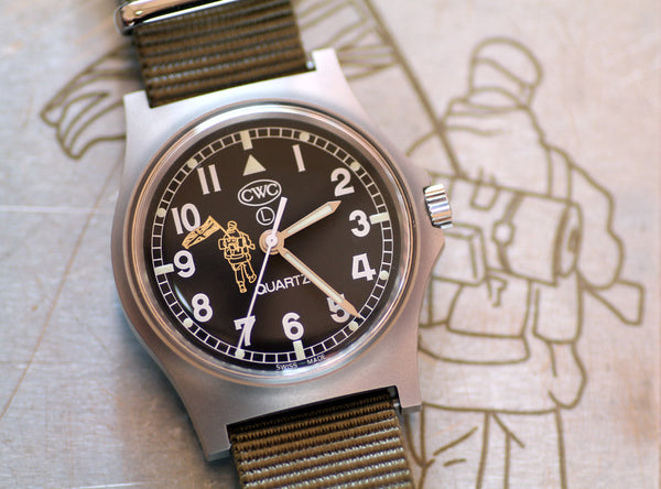 ENGRAVING FOR WATCH DIALS - FALKLANDS YOMPER