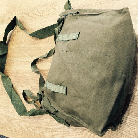 CZECH ARMY MESSENGER BAG - Silvermans  - 4