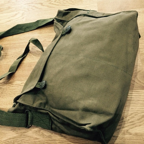 CZECH ARMY MESSENGER BAG - Silvermans  - 3