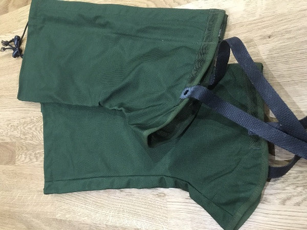GREEN GORETEX ARMY GAITERS - Silvermans  - 2