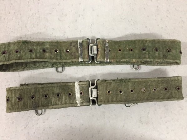 '58 PATTERN WEBBING BELT KIT - Silvermans  - 4
