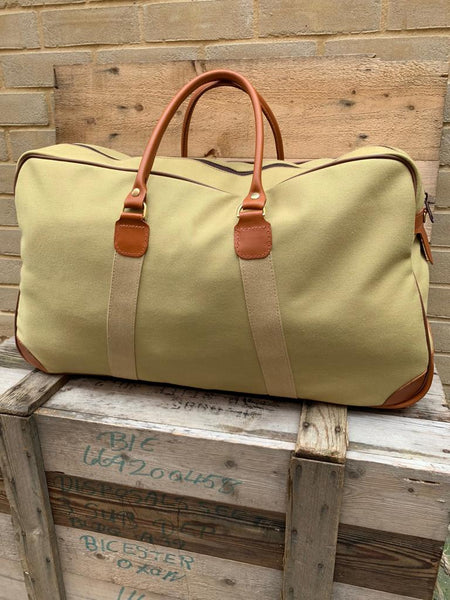 ROYAL NAVY CANVAS HOLDALL