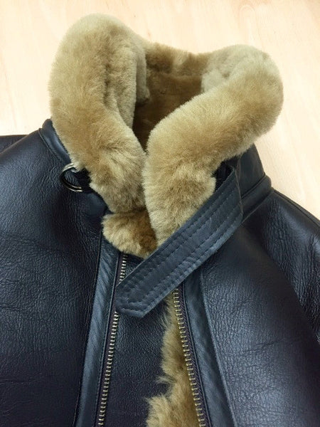 RAF WW2 SHEEPSKIN FLYING JKT - - Silvermans  - 9
