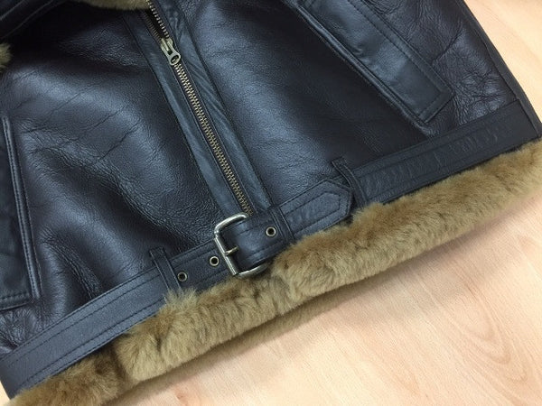 RAF WW2 SHEEPSKIN FLYING JKT - - Silvermans  - 13
