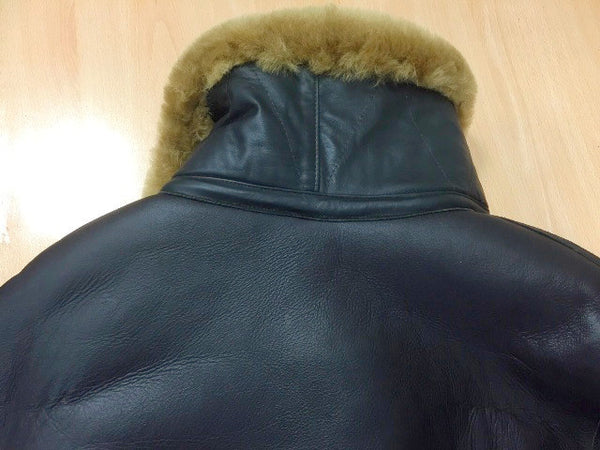 RAF WW2 SHEEPSKIN FLYING JKT - - Silvermans  - 10