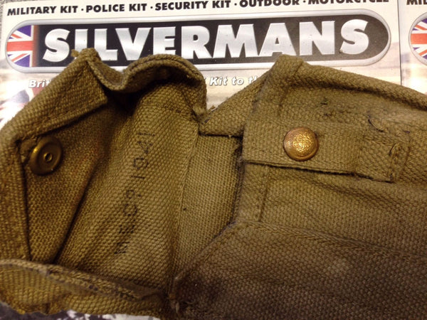 WW2 LANCHESTER POUCH. NEW COND - Silvermans  - 3