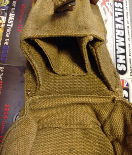 WW2 LANCHESTER POUCH. NEW COND - Silvermans  - 5