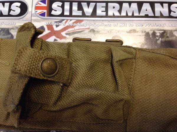 WW2 LANCHESTER POUCH. NEW COND - Silvermans  - 6