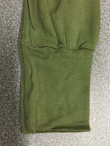 COLD WEATHER GREEN LONG JOHNS - Silvermans  - 4