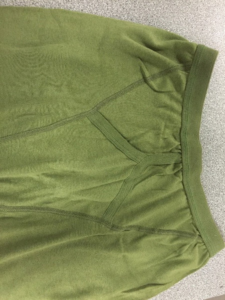 COLD WEATHER GREEN LONG JOHNS - Silvermans  - 3
