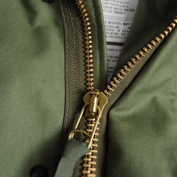 ALPHA M65 COMBAT JACKET - Silvermans  - 7